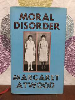 Recommended: Moral Disorder by Margaret Atwood (Hardback)