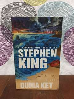 Duma Key by Stephen King
