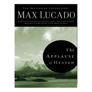 [eBook] The Applause of Heaven - Max Lucado