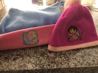 Barbie and Dora the Explorer