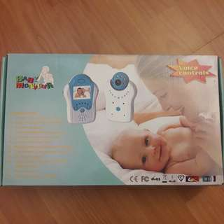 1.5inch LCD Screen Wireless Camera Baby Monitor with night vision