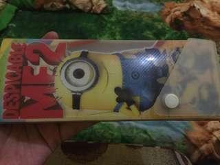 Kotak Pensil Minion #FISIPUNIS