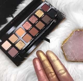 Instock Anastasia Soft Glam Eyeshadow Palette🤩