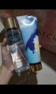 SEPAKET!! Victoria secret aqua kiss