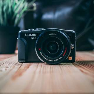 Panasonic LUMIX DMC-GF6X