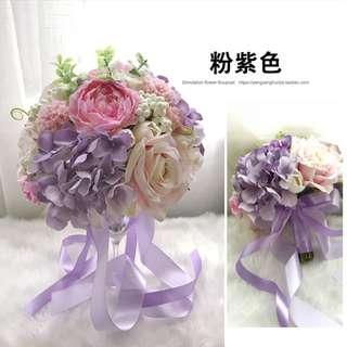 婚禮 擺設 花球