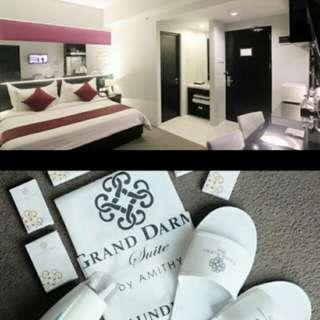 Voucher Hotel Grand Darmo Suite Surabaya