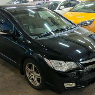 Honda FD 2.0cc SG