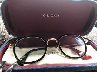 Gucci GG0111O Avana glasses