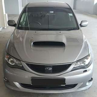 Subaru Wrx Version 10 2.5cc Turbo