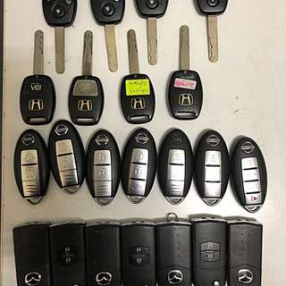 Original Rang Rover Transponder keys and Remotes... 24 hours delivery in hong kong