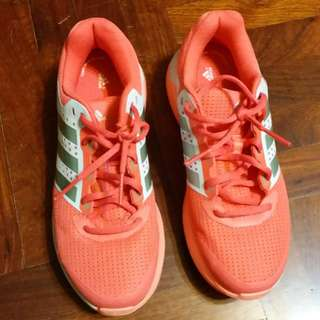 adidas sport shoes女跑波鞋