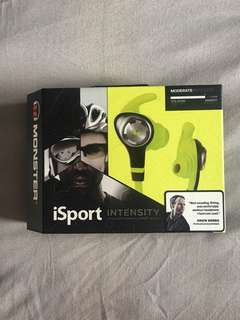 Monster iSport Earphone