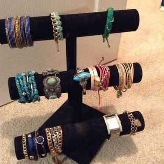 Bangles/bracelet/watch
