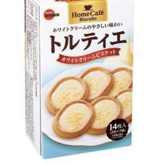寶邦白奶油餡餅 ~ 現貨