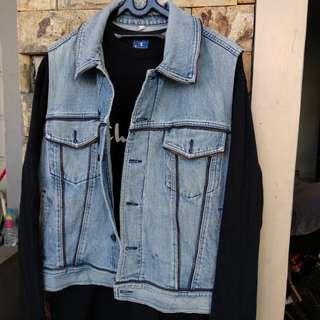 Long Sleeve n vest jeans