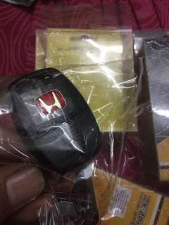 Honda key cover spoon & js racing