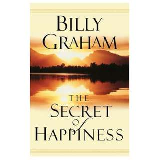 [eBook] The Secret of Happiness - Billy Graham
