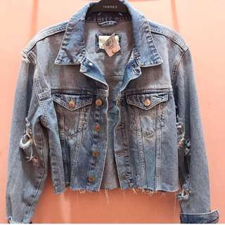 Jacket denim F21