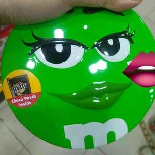 M&M Circle (Green)