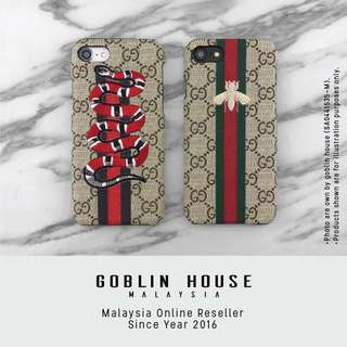 Gucci Snake & Bee iPhone Case