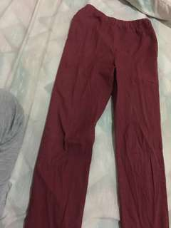 Cotton Pants - Celana Katun