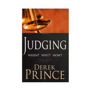 [eBook] Judging - When, Why, How - Derek Prince