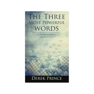 [eBook] The Three Most Powerful Words - Derek Prince