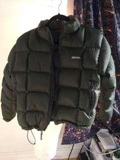 New Sherpa Fall/winter Coat (Large)