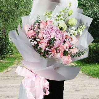 Flower Bouquet∕Hand Bouquet∕Birthday Bouquet∕Anniversary Bouquet∕Proposal Bouquet - 1F33F