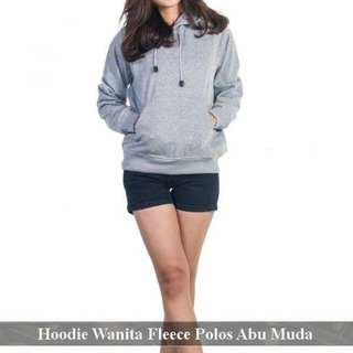 Sweater hoodie polos - full over abu misty
