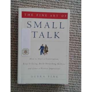 Small Talk by Debra Fine