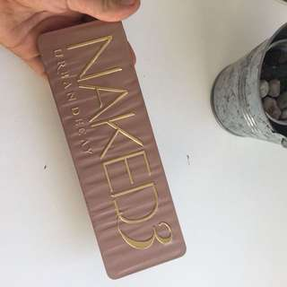 Authentic Urban Decay Naked 3 Palette