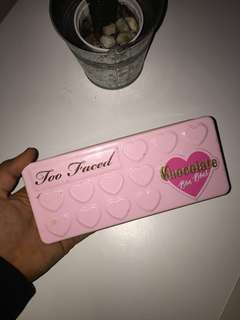Authentic Too Faced Chocolate Bon Bons Eyeshadow Palette