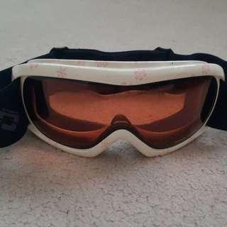 Rojo goggles