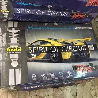 GEAR Adjustable suspension NEW FULL SET