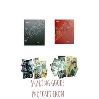 Ikon searing goods photoset