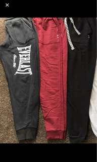 Track pants set