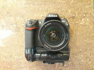Nikon D300 camera dslr
