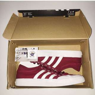 Adidas (Skateboarding) - Matchcourt - Burg/Wht/Gum