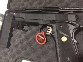 Dbelle 1911 Gas Type Airsoft