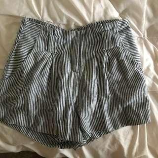 Stripy Shorts
