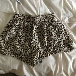 Floweral shorts