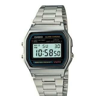 Original Unisex Casio watch with 1 year warranty