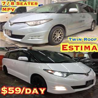 ✨Estima MPV($59) ✨ New Honda Vezel Hybrid Sensing 2017 ($59) Honda Accord & Stream($49) ✨Lexus IS250($59) ✨BMW 120i Convertible Cabriolet ($69) ✨Car Rental Leasing Uber Grab Wedding ( Rent Volvo Toyota Mercedes Airport Taxi Cab Transfer)