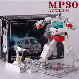 Transformer masterpiece MP 30 ratchet KO misb