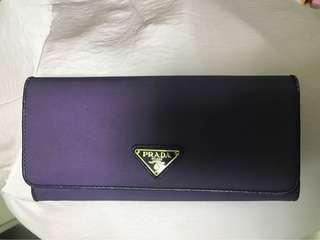 Prada Wallet 95% new