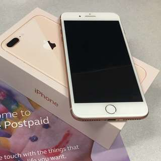 iPhone 8 plus 256Gb - For SWAP to iPhone X