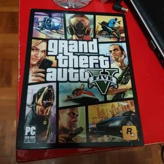 Gta 5 for pc comes with mega map and poster