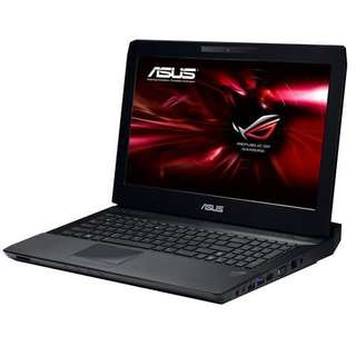 Asus ROG G53JW gaming laptop